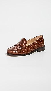MICHAEL Michael Kors Buchanan 便士乐福鞋