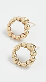 Maison Monik Boule Earrings