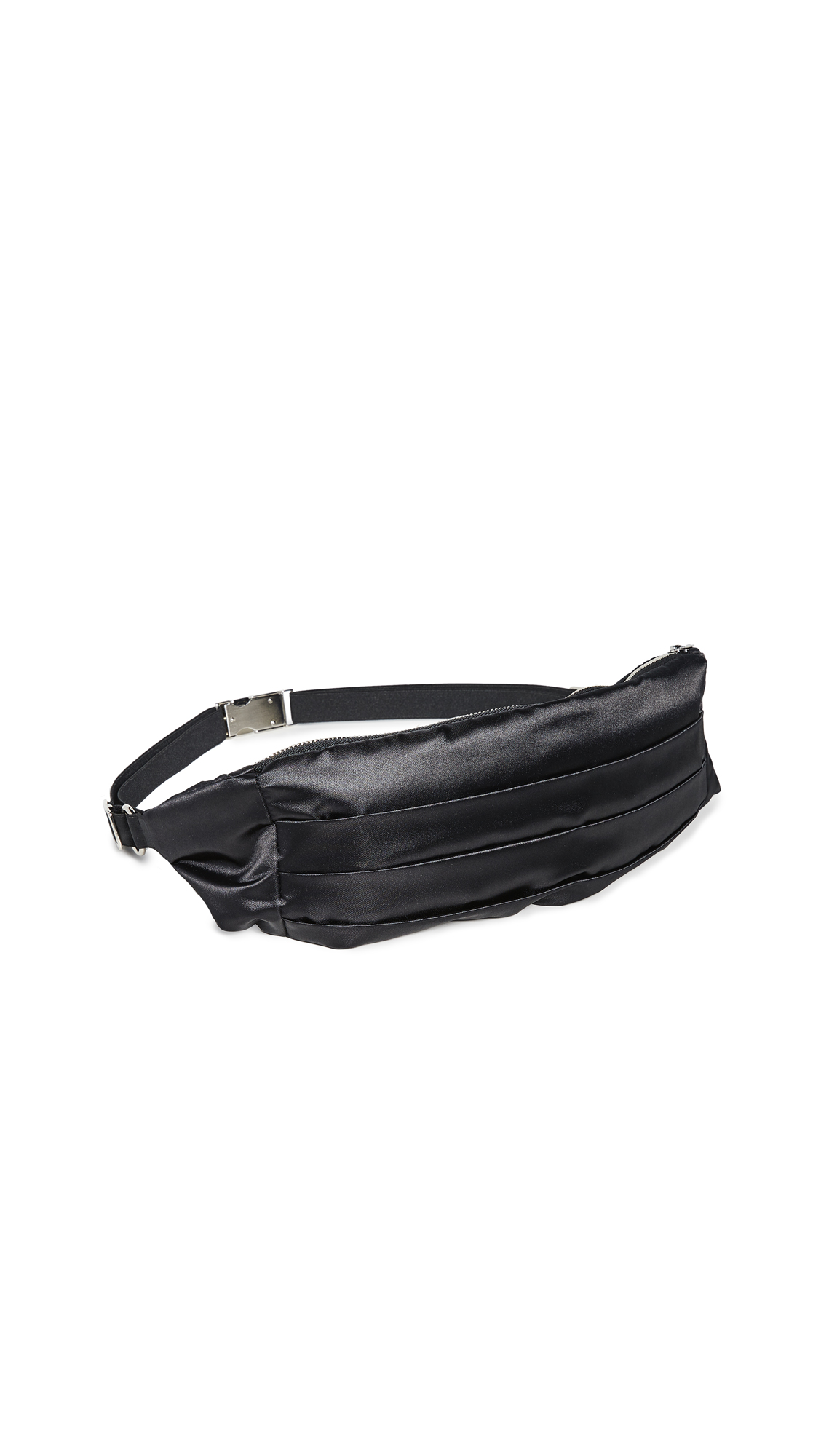 Buy MM6 Maison Margiela online - photo of MM6 Maison Margiela Tuxedo Fanny Pack