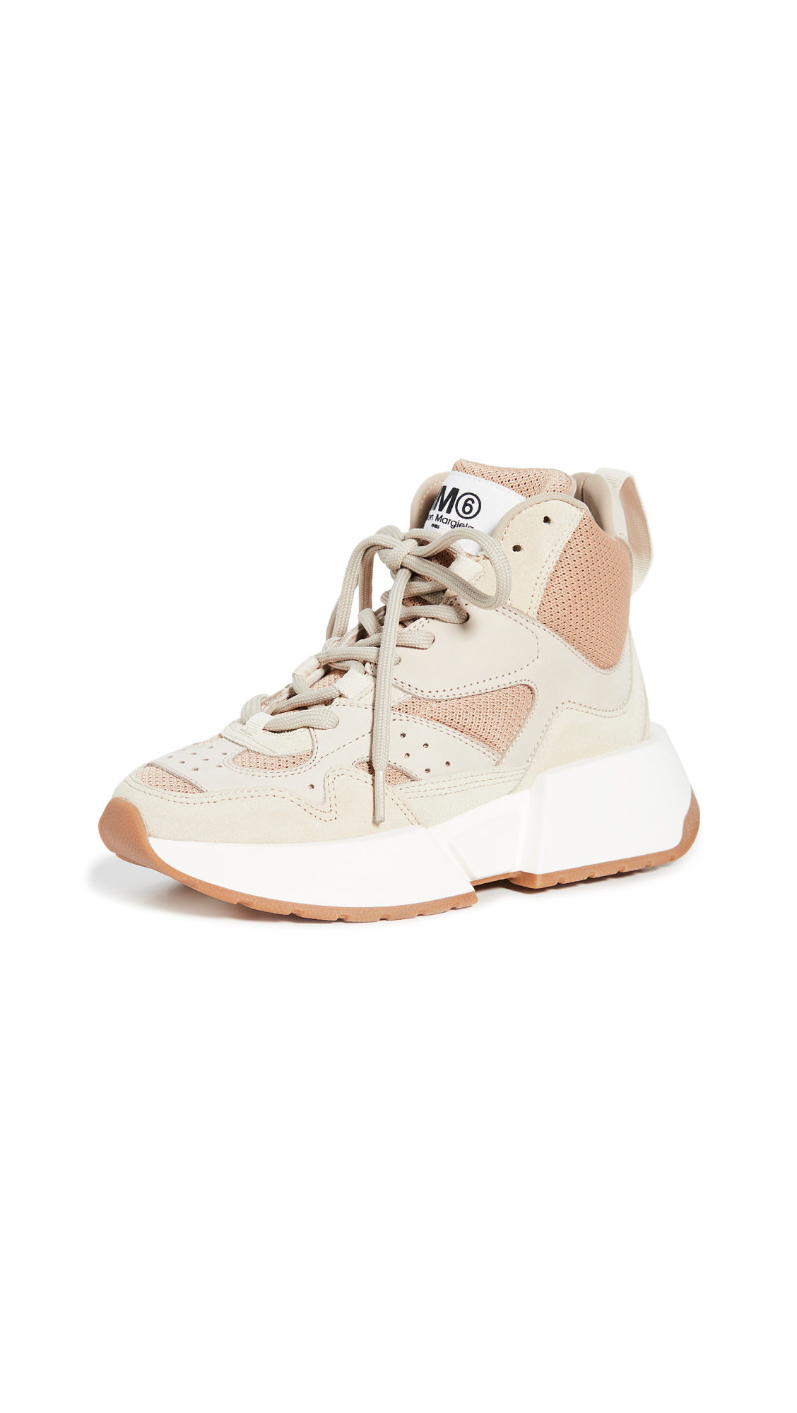 Buy MM6 Maison Margiela online - photo of MM6 Maison Margiela High Top Trainers