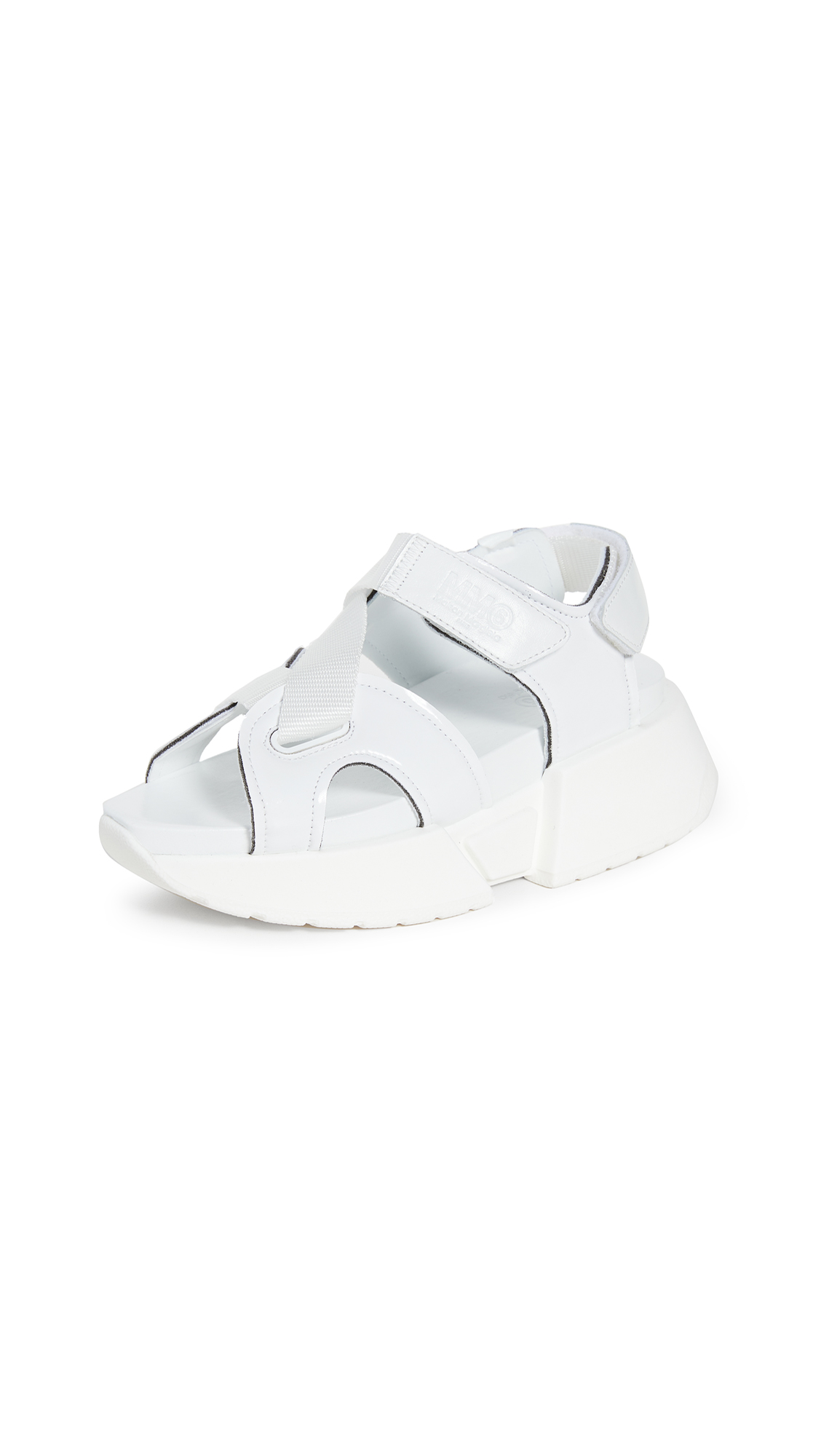 MM6 Maison Margiela Strap Sandals - 40% Off Sale