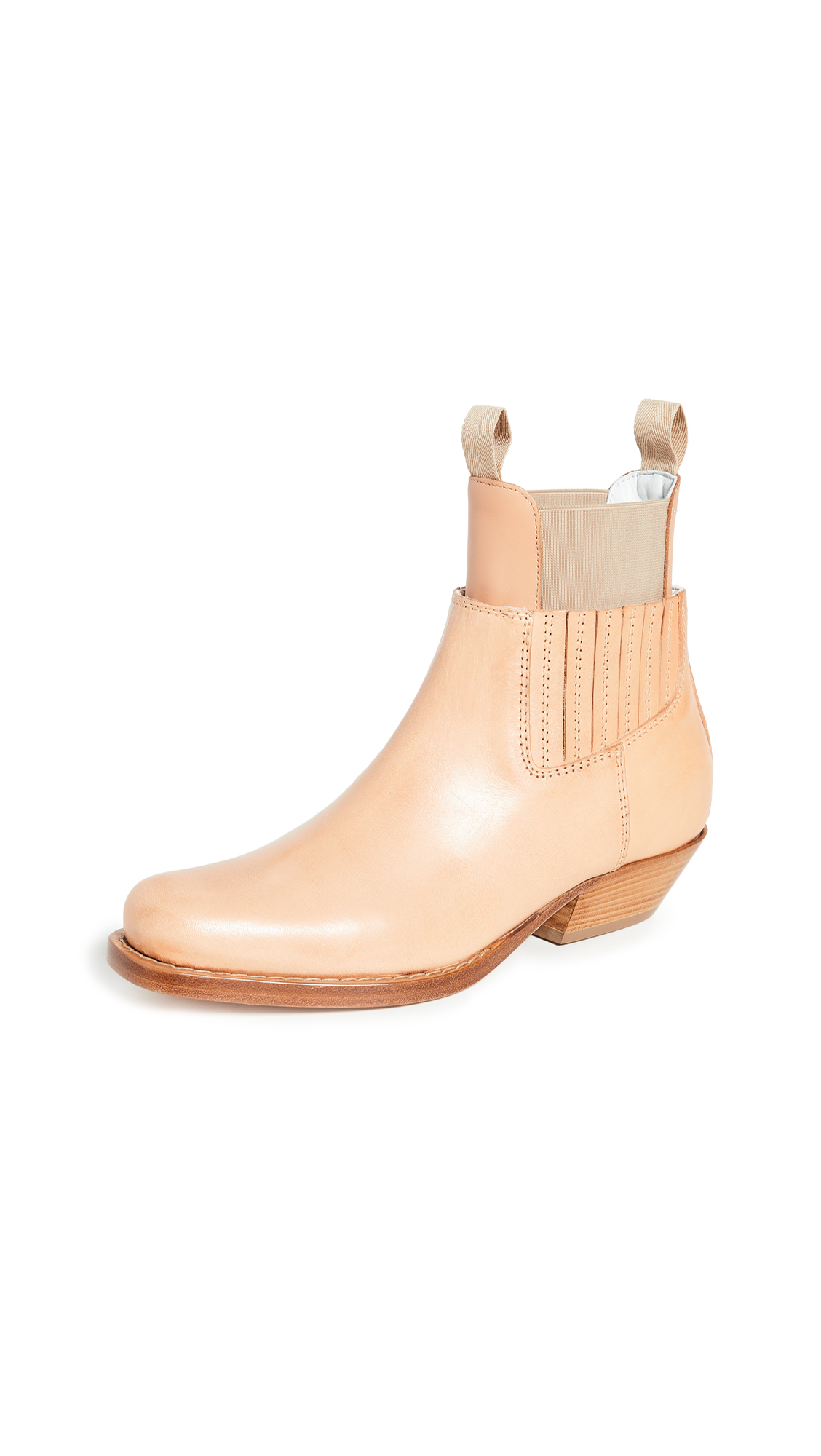 MM6 Maison Margiela Layered Booties – 60% Off Sale