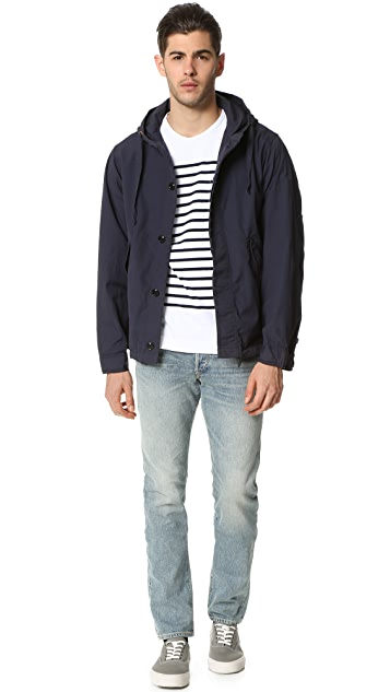 Monitaly Short Fishtail Jacket