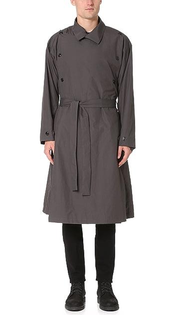 Monitaly Vancloth Lined Long Coat