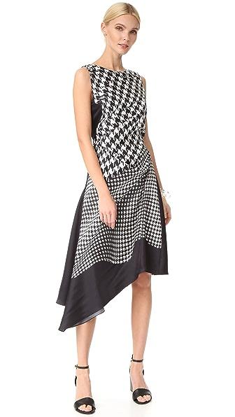 Monse Printed Dress