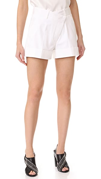 Monse Shorts - White