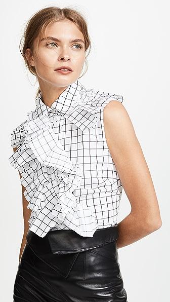 Monse Plaid Shirt
