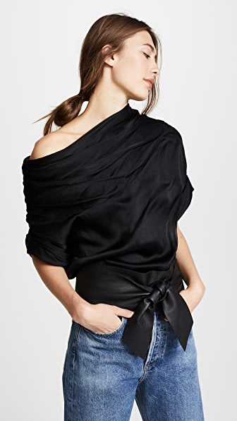 Monse Off Shoulder Top