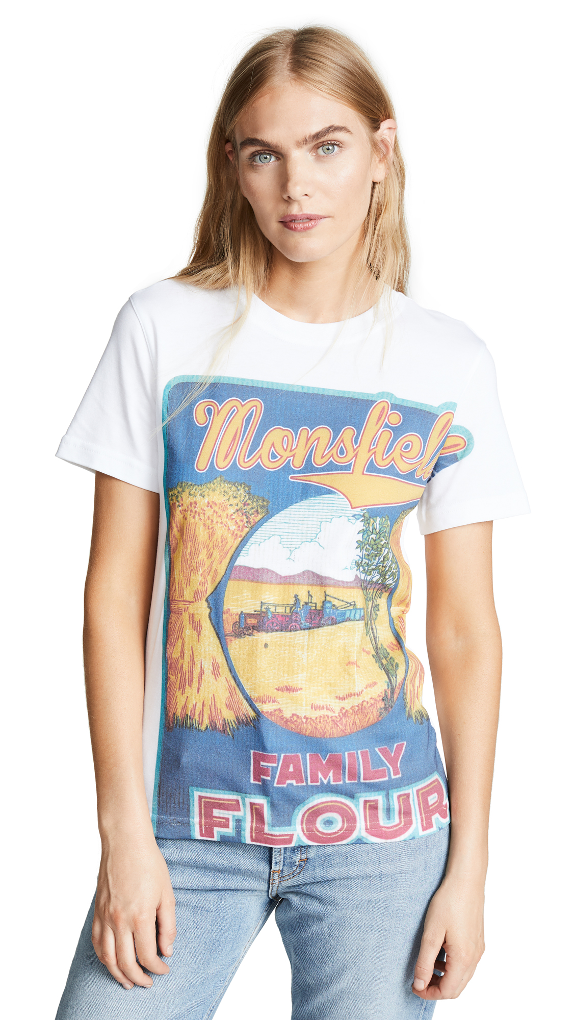 Monse Monsfield Tee - White