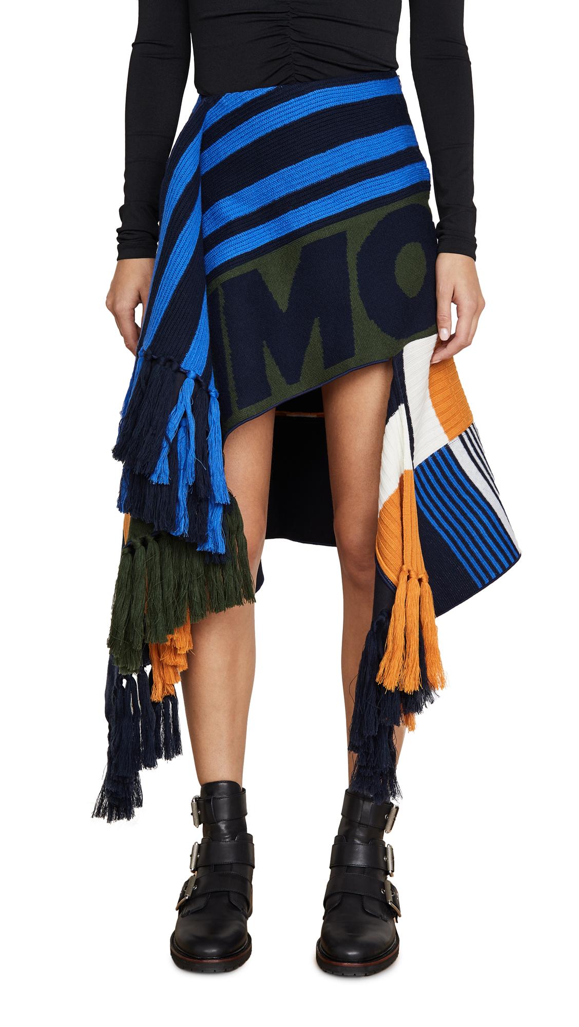 Buy Monse online - photo of Monse Scarf Skirt