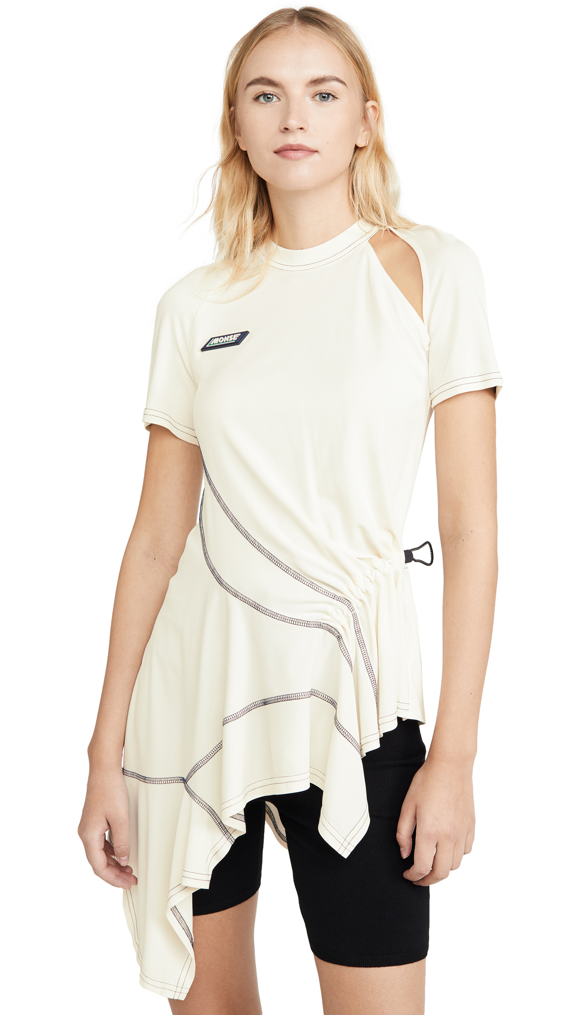 Buy Monse online - photo of Monse Deconstructed Cycling Top