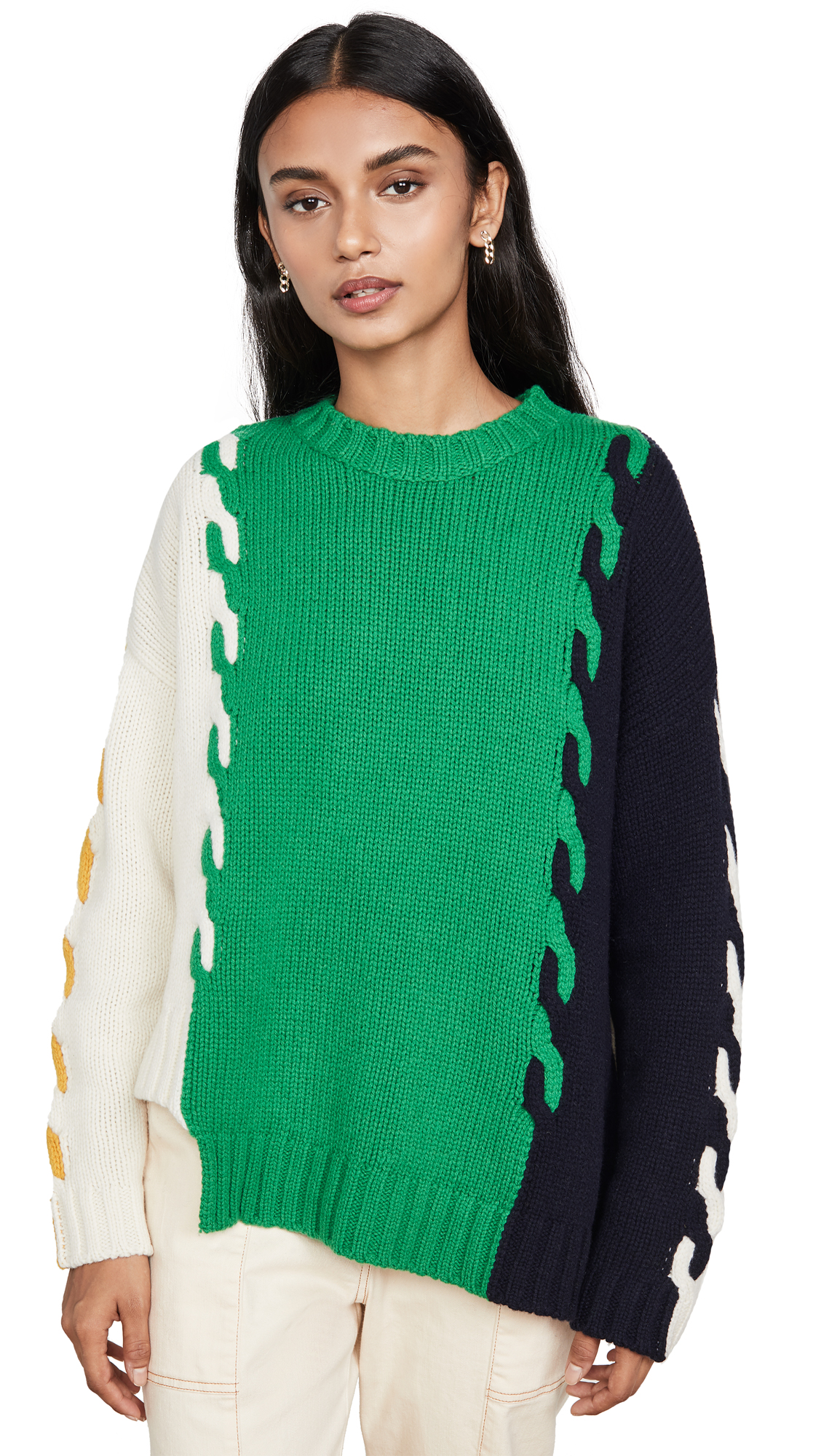 Buy Monse online - photo of Monse Cable knit