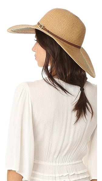 MELISSA ODABASH Taylor Fedora Hat