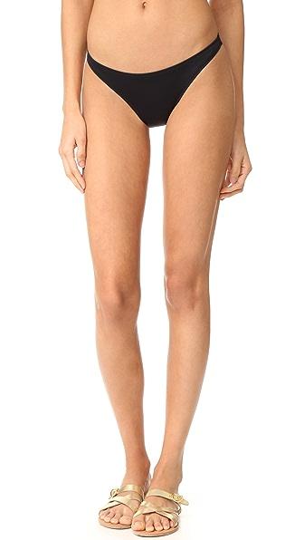 Melissa Odabash Canada Bikini Bottoms - Black