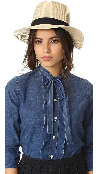 MELISSA ODABASH Fedora Hat