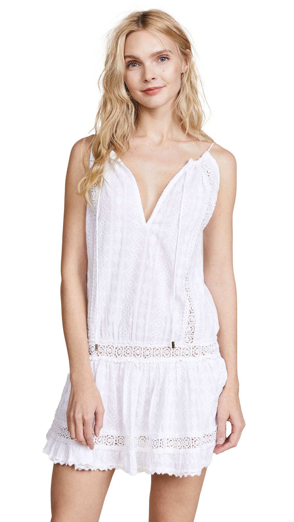 Melissa Odabash Chelsea Dress - White