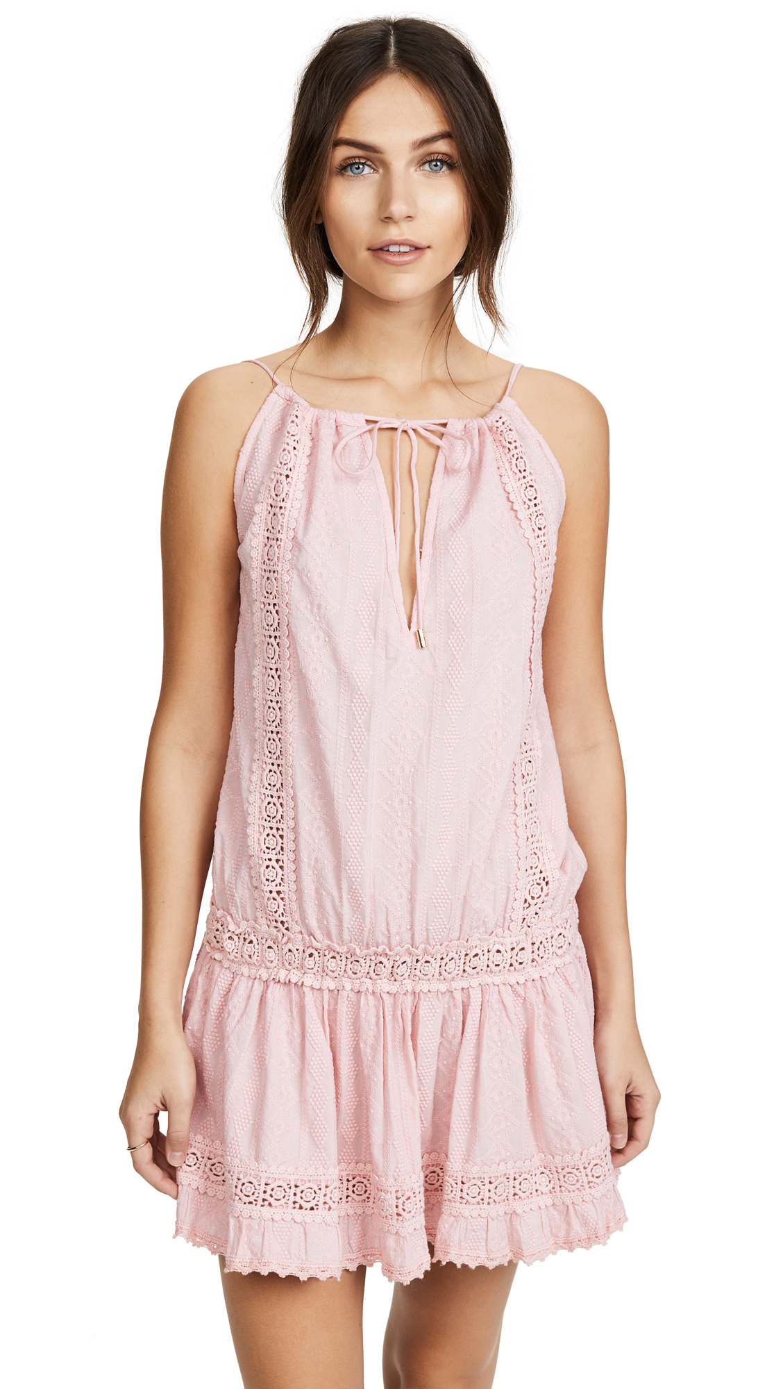 Melissa Odabash Chelsea Dress - Rose