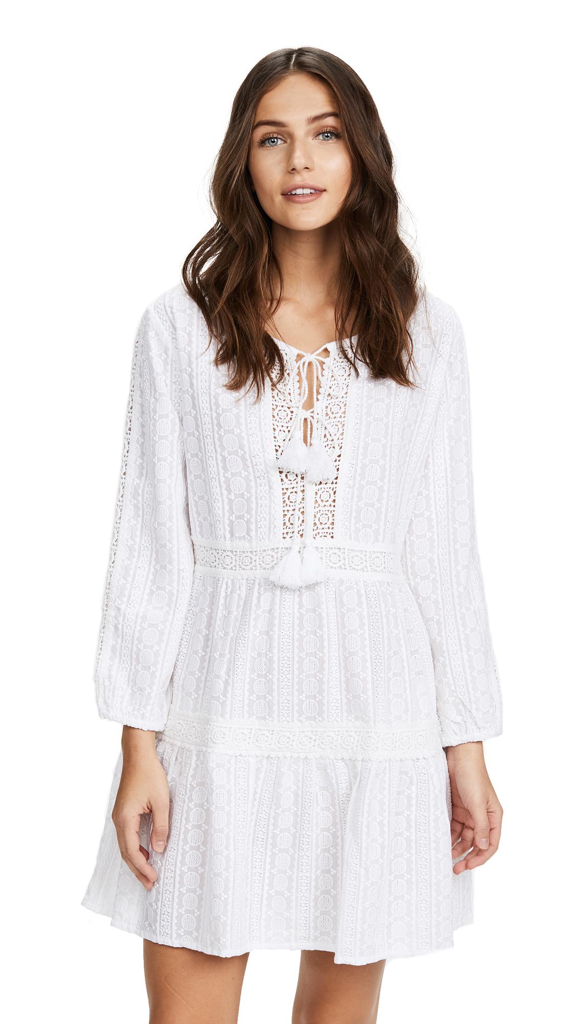 Melissa Odabash Reid Dress - White