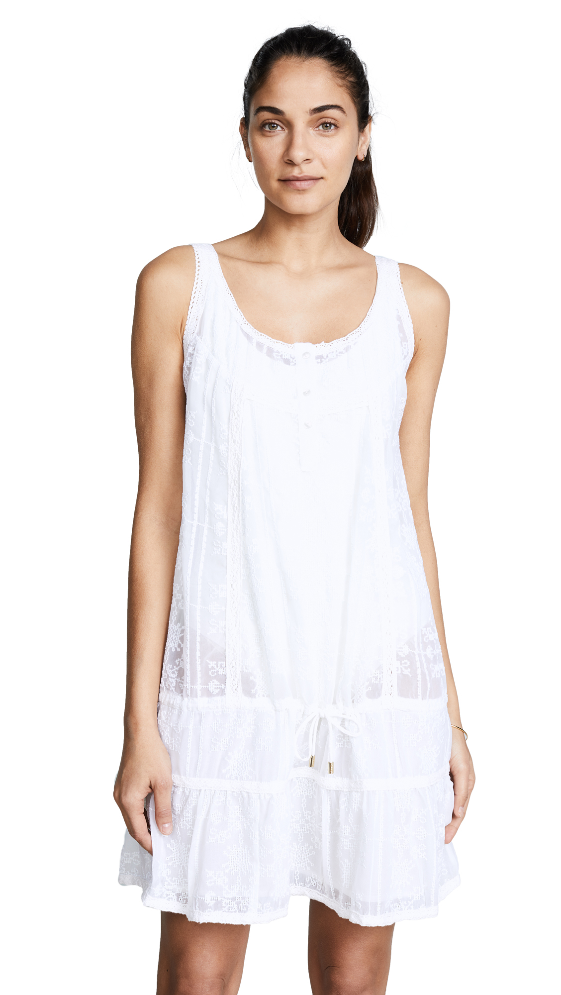Melissa Odabash Jas Dress - White
