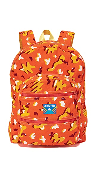 Mokuyobi Big Pocket Backpack