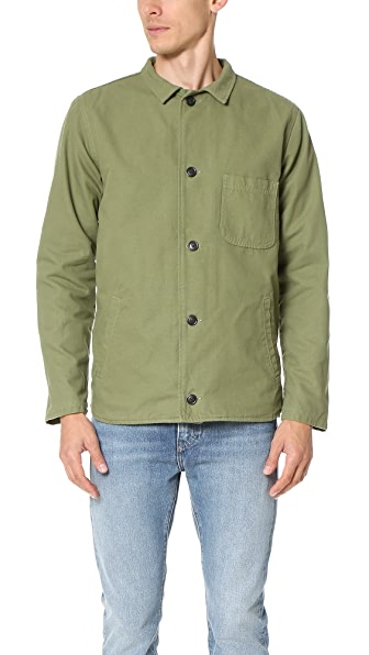 Mollusk Fall Deck Jacket