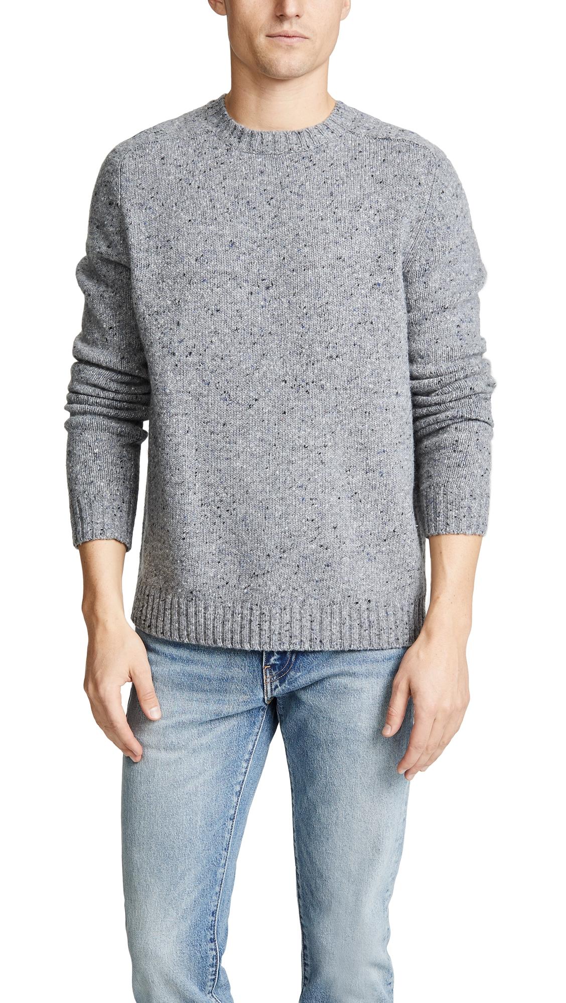 MOLLUSK Cambridge Sweater in Mull