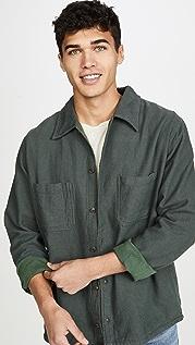 Mollusk Builder Shirt Jacket
