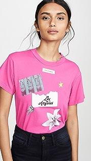Monogram Los Angeles T 恤