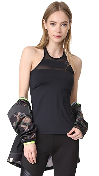 Monreal London Blaze Tank - Black