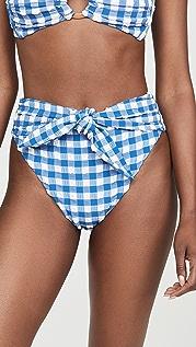 Montce Paula Tie Up Bikini Bottoms