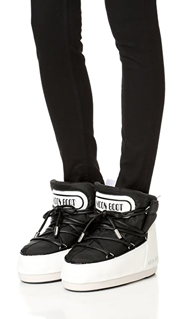 Moon Boots MSGM x Moon Boots Buzz Booties