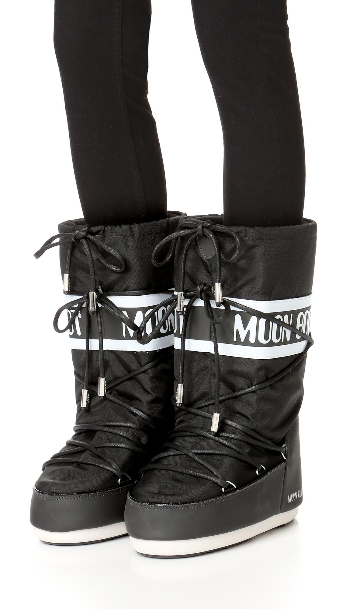 4a1f4299605c Moon Boots MSGM x Moon Boots Classic MI Boots