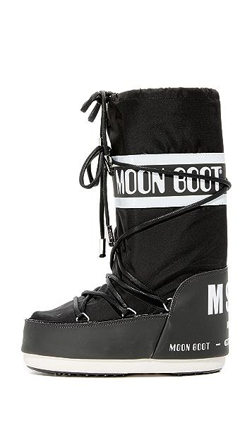 Moon Boots MSGM x Moon Boots Classic MI Boots