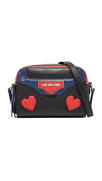 Moschino Love Moschino Leather Bag