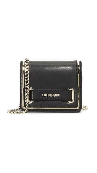 Moschino Love Moschino Cross Body Bag - Black at Shopbop