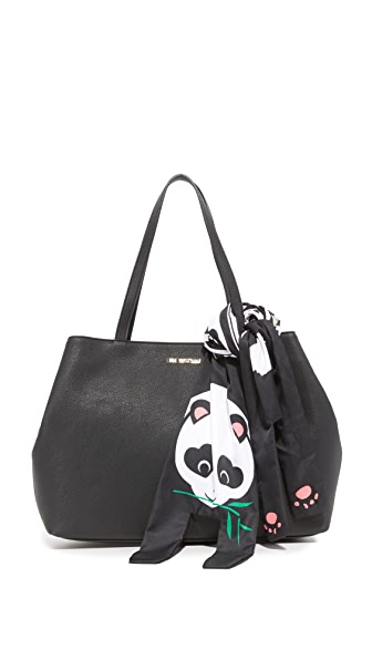Moschino Love Moschino Tote - Black at Shopbop