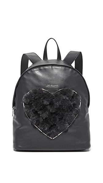 Moschino Love Moschino Backpack - Black at Shopbop