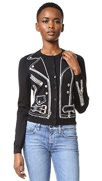 Moschino Sweater Cardigan