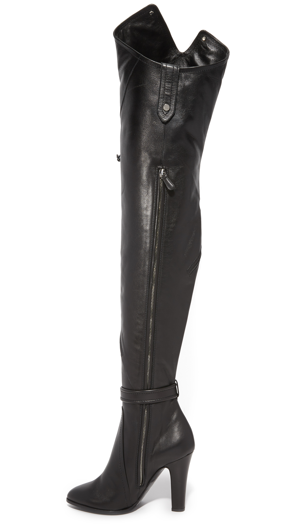 c0b3591c98 Moschino Over the Knee Boots | SHOPBOP
