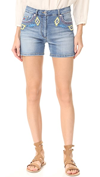 Moschino Denim Shorts at Shopbop