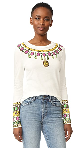 Moschino Long Sleeve Top at Shopbop