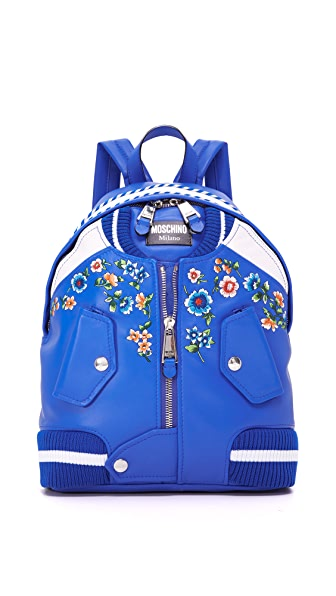 Moschino Bomber Backpack