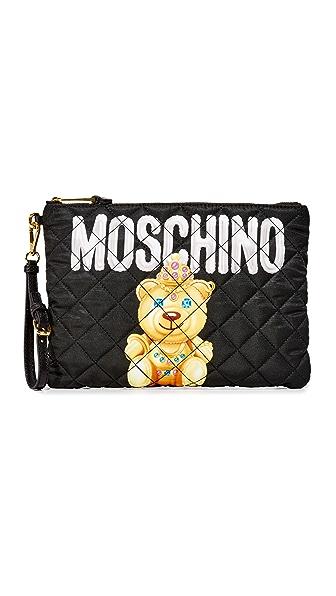 Moschino Little Bear Clutch