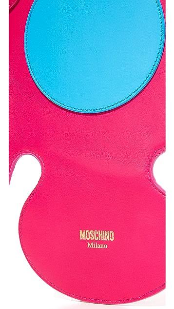Moschino Flower Bag