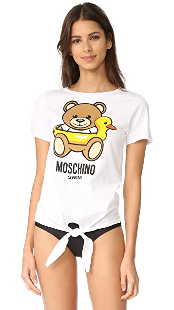 Moschino T-Shirt Cover Up