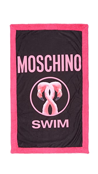 Moschino Пляжное полотенце