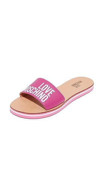 Moschino Love Moschino Sandals