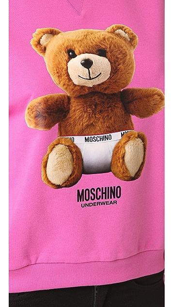 Moschino Underbear Sweatshirt