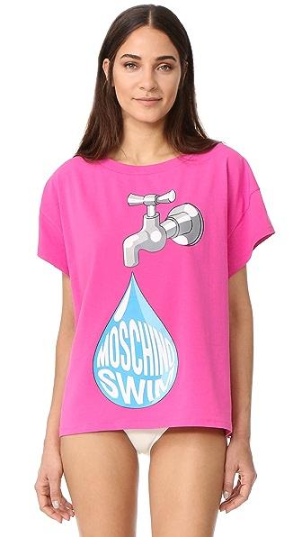 Moschino Faucet T-Shirt