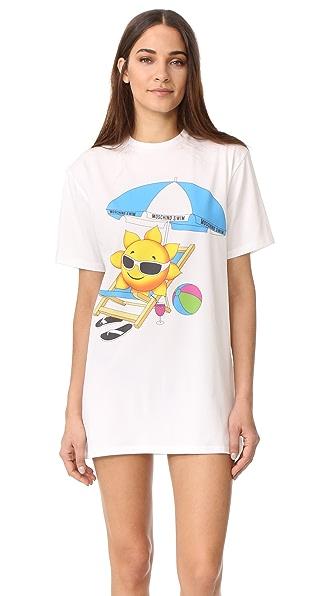 Moschino Balloon T-Shirt Dress